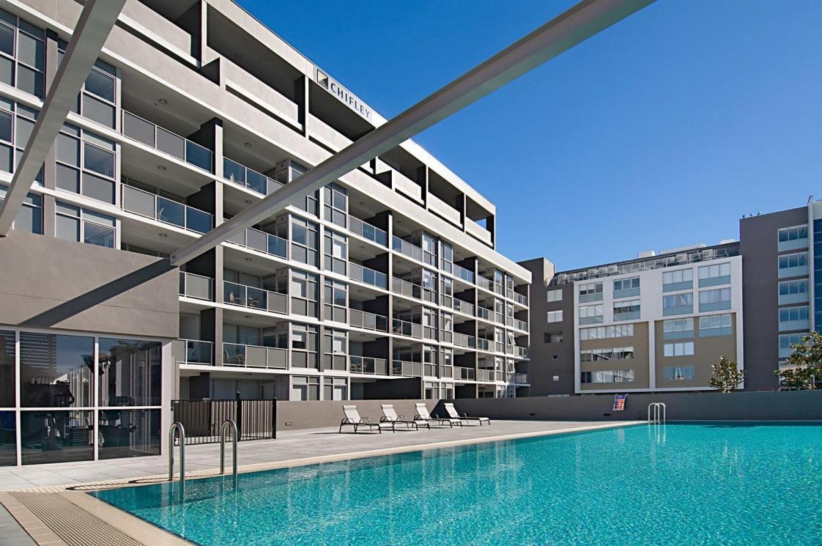 Newcastle Appartments: Testimonial - Chifley Apartments Newcastle
