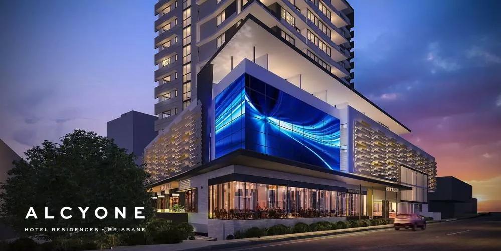Alcyone Hotel Residences  U2013 Brisbane  U2013 Liveport Australia